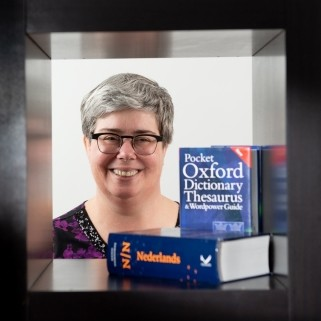 Write outside the box - Rachel Warmerdam